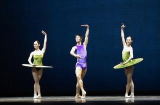 The Vertiginous Thrill  (© ) Wiener Staatsballett-Dimo Dimov)