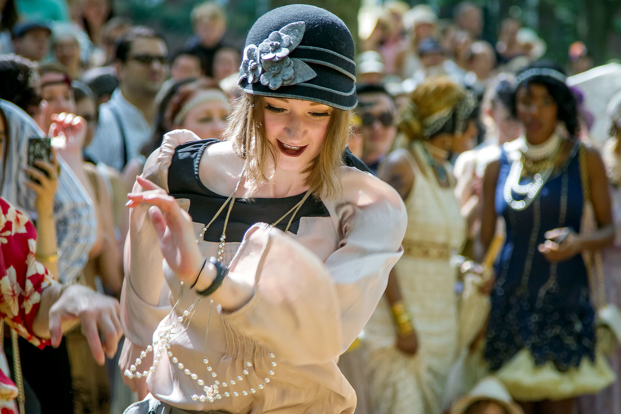 Relive the Jazz Age on Governors Island this weekend