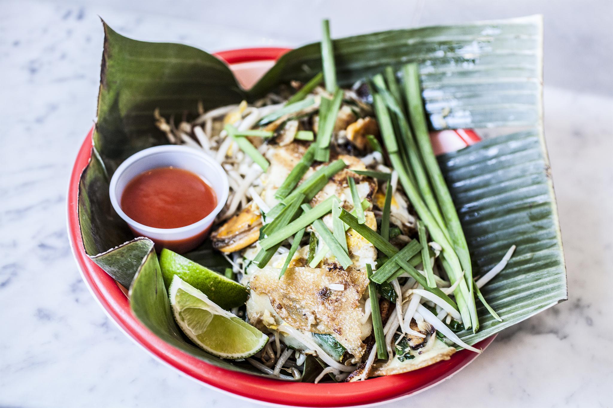 The Bangkok noodle nook: Pok Pok Phat Thai