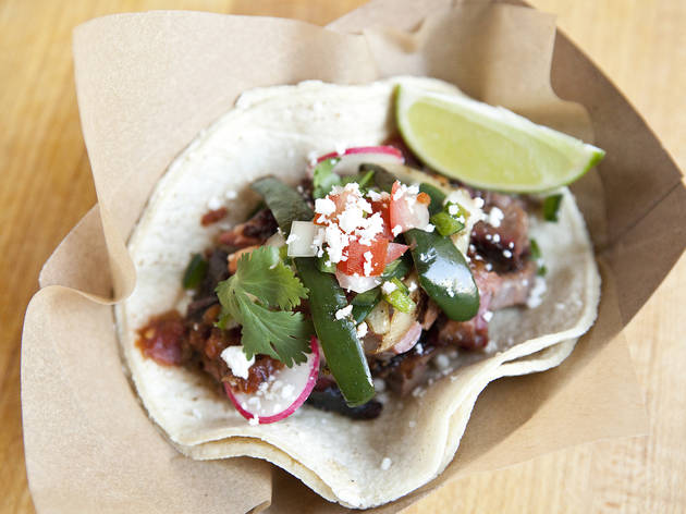 Five best new tacos: Mexican food in New York (2013)