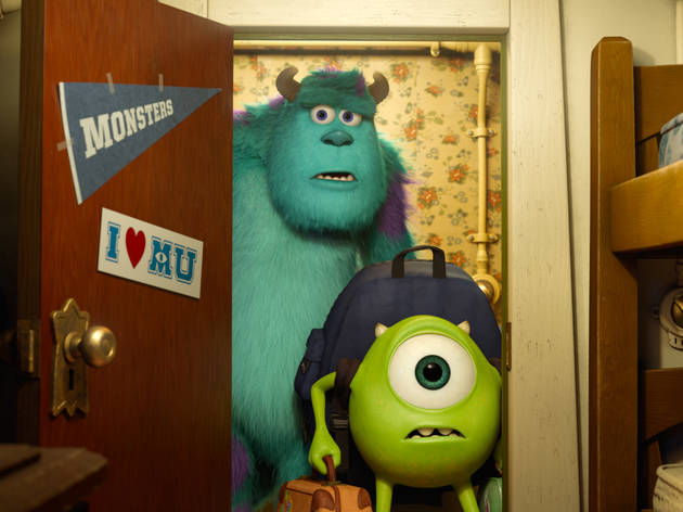 Monsters University: movie review