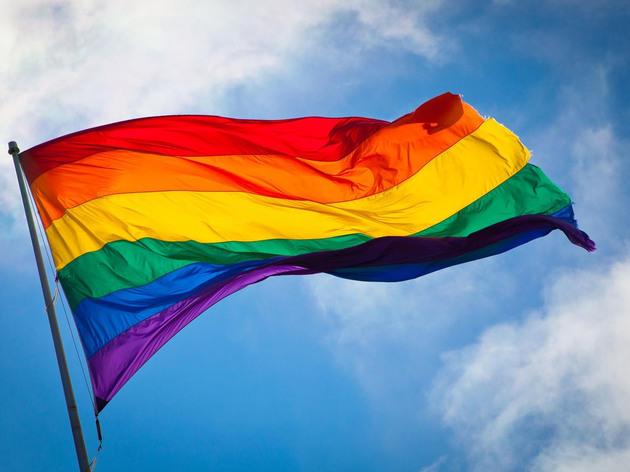 marche des fiertés gay pride