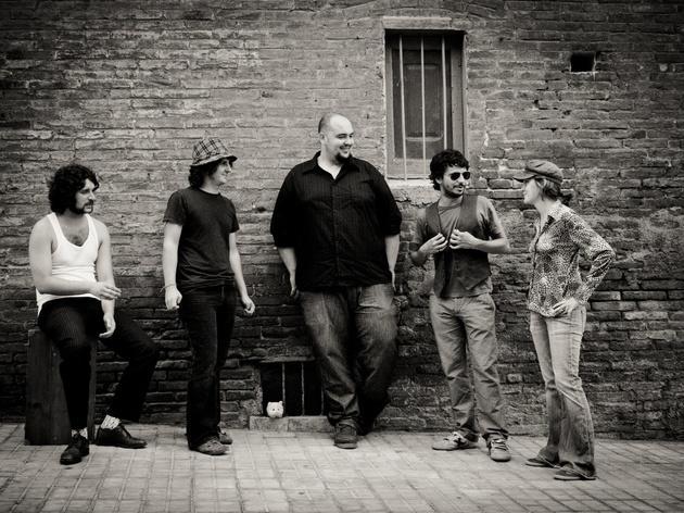 Festival de blues de barcelona 2014: La Testapazza + A Contra Blues + The Big Jamboree & Big Dani Pérez...