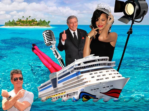 Cabaret cruise image