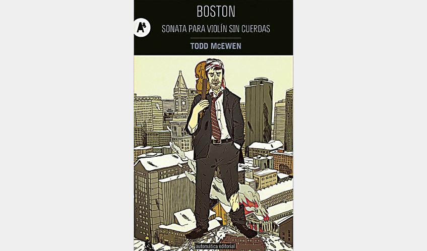 Boston. Sonata para violín sin cuerdas