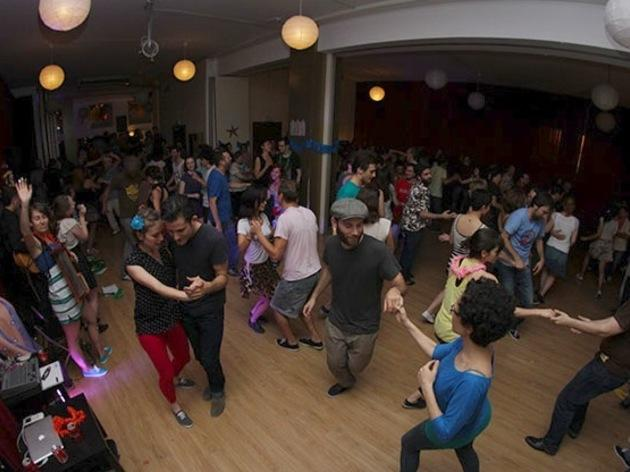 Apunta't a classes de swing