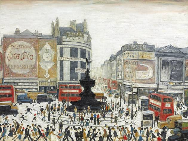 'Piccadilly Circus', 1960