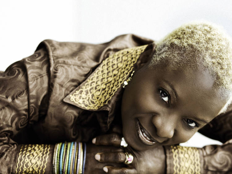 Angélique Kidjo's Remain in Light