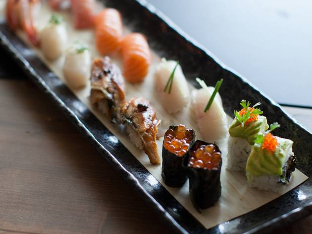 The best sushi in Accra