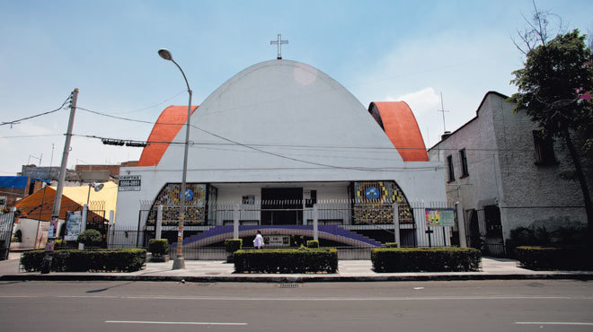 Templo de San Antonio de las Huertas