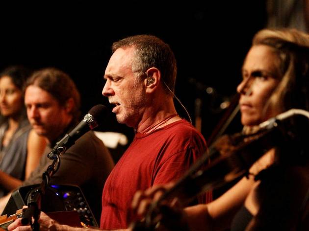 Chanting event: Krishna Das with Triyoga
