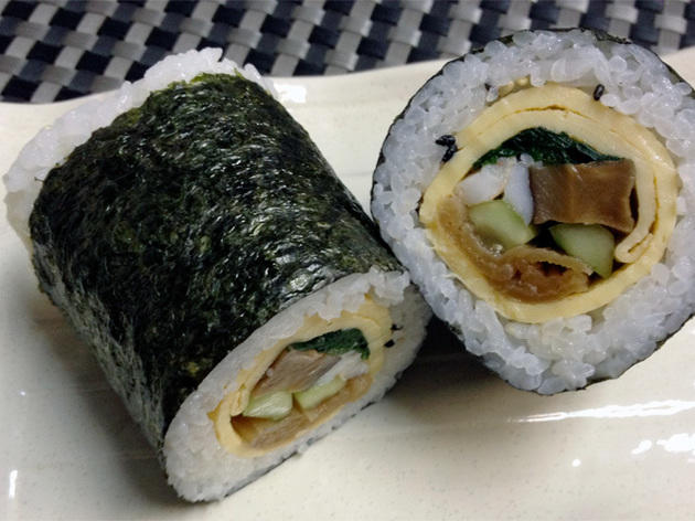 La cuina de l'uribou sushi