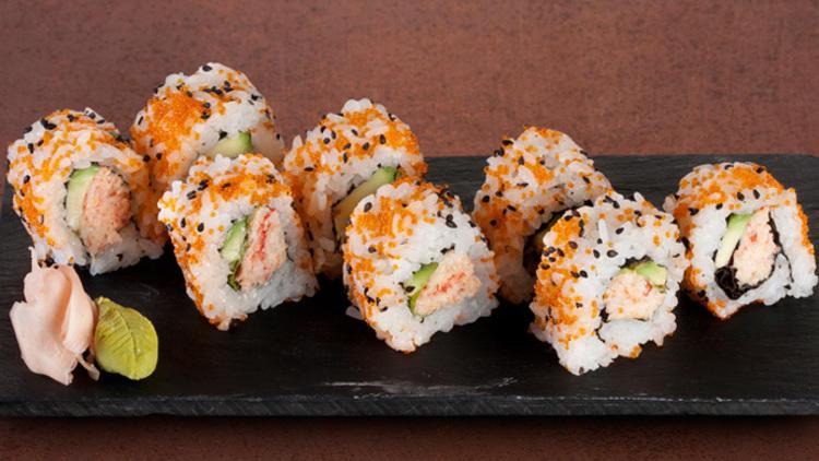 Nomo Market sushi