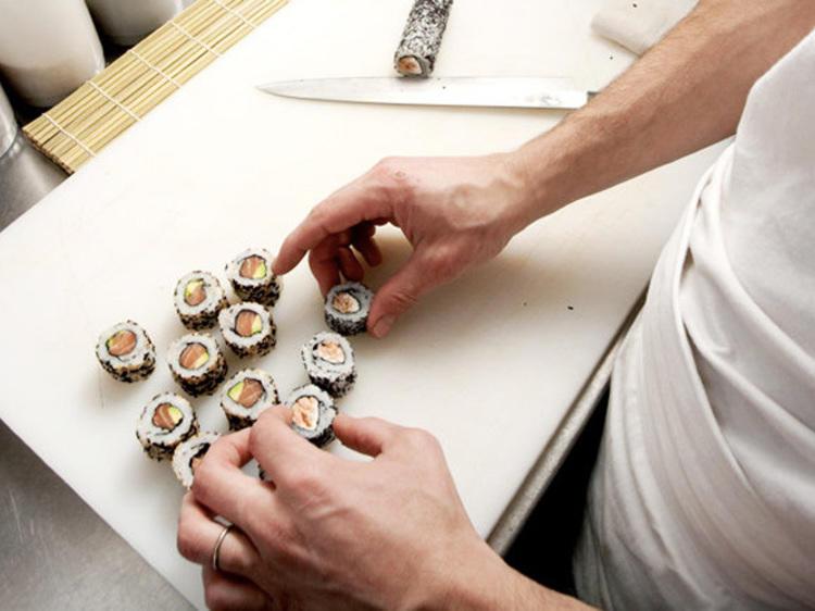 Cursets de cuina japonesa