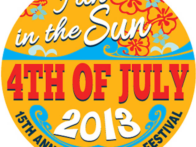 Fourth of July Fireworks Festival in Studio City