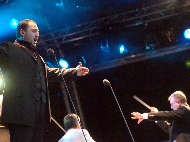 Wynne Evans, Live by the Lake, opera