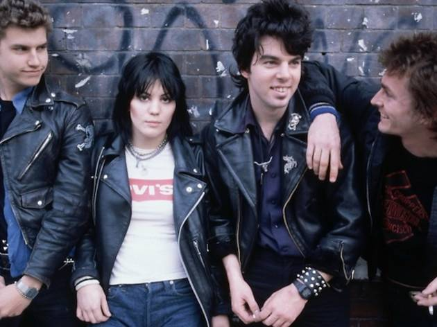 Joan Jett and the Blackhearts + Girl in a Coma