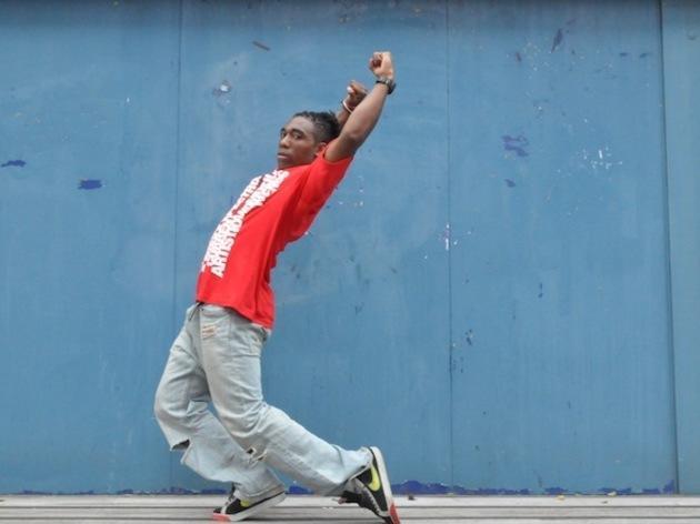 Atelier danse hip hop - Michel Onomo