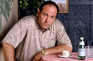 James Gandolfini Tony Soprano