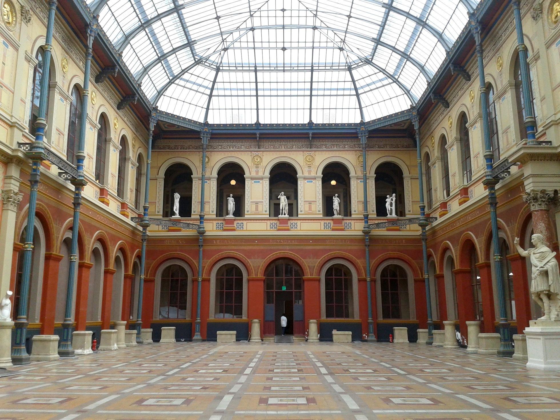 Ecole Nationale Supérieure des Beaux-Arts (Ensba)