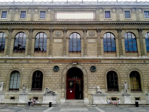 Ecole nationale sup rieure des beaux arts ensba art in saint germain des pr s paris - Ecole des beaux arts paris ...