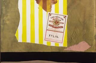 Robert Motherwell: Collage