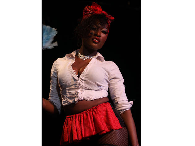 Brown Girls Burlesque: Hot & Bothered