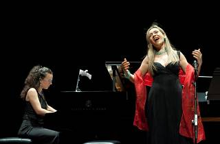 10th Barcelona Festival of Song: Estudiants del BFOS 2014