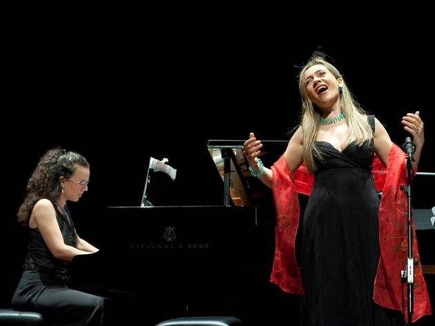 10th Barcelona Festival of Song: Estefanía Perdomo + José M. Curbelo