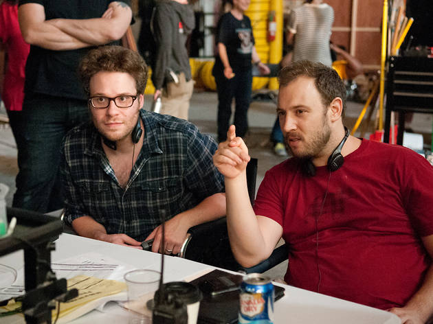 This Is the End, Seth Rogen