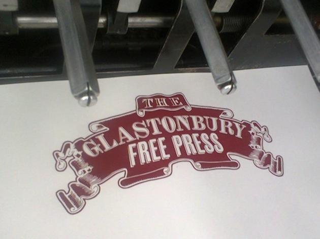 The Glastonbury Free Press, Glastonbury Festival