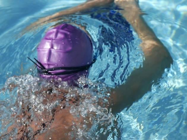 Faire le grand saut à la piscine