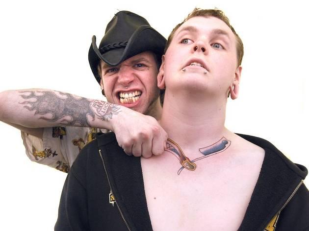 Woody (Verner Sean Wood), tattooist