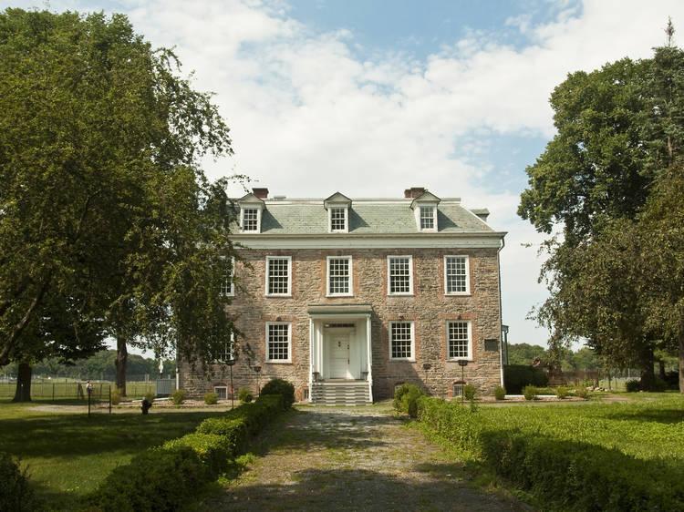 El museo Van Cortlandt House