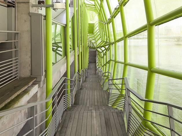 Les docks cit de la mode et du design art for Maison de la mode et du design paris