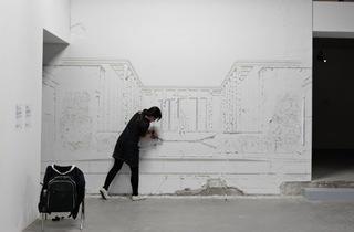 Expo 'Collective Fictions' (Artesur,  'Collective Fictions' / Photo : ©André Morin)