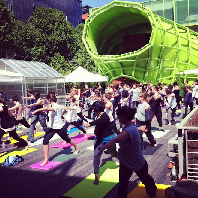 Yoga Wanderlust