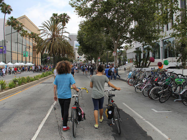CicLAvia: South Los Angeles