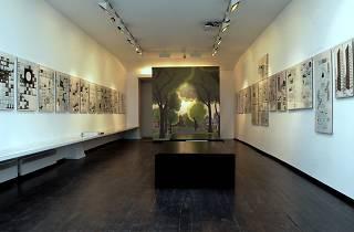 Galerie Martel, exposition de Chris Ware