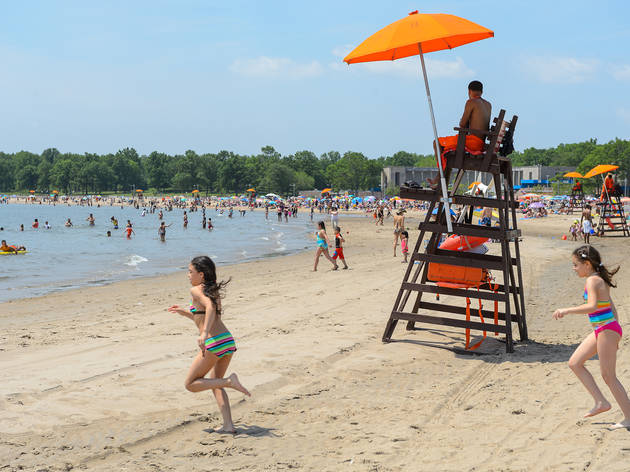Orchard Beach, Bronx