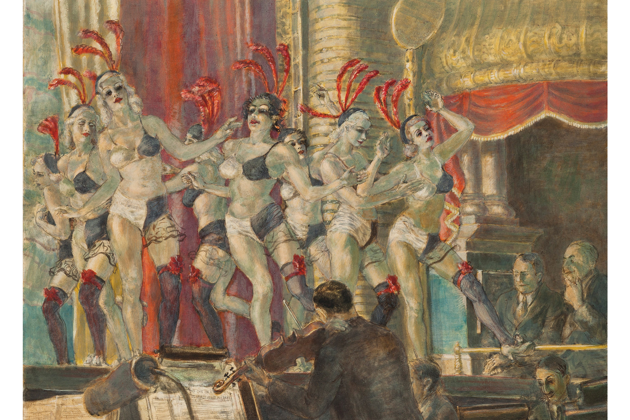 """Swing Time: Reginald Marsh and Thirties New York"""