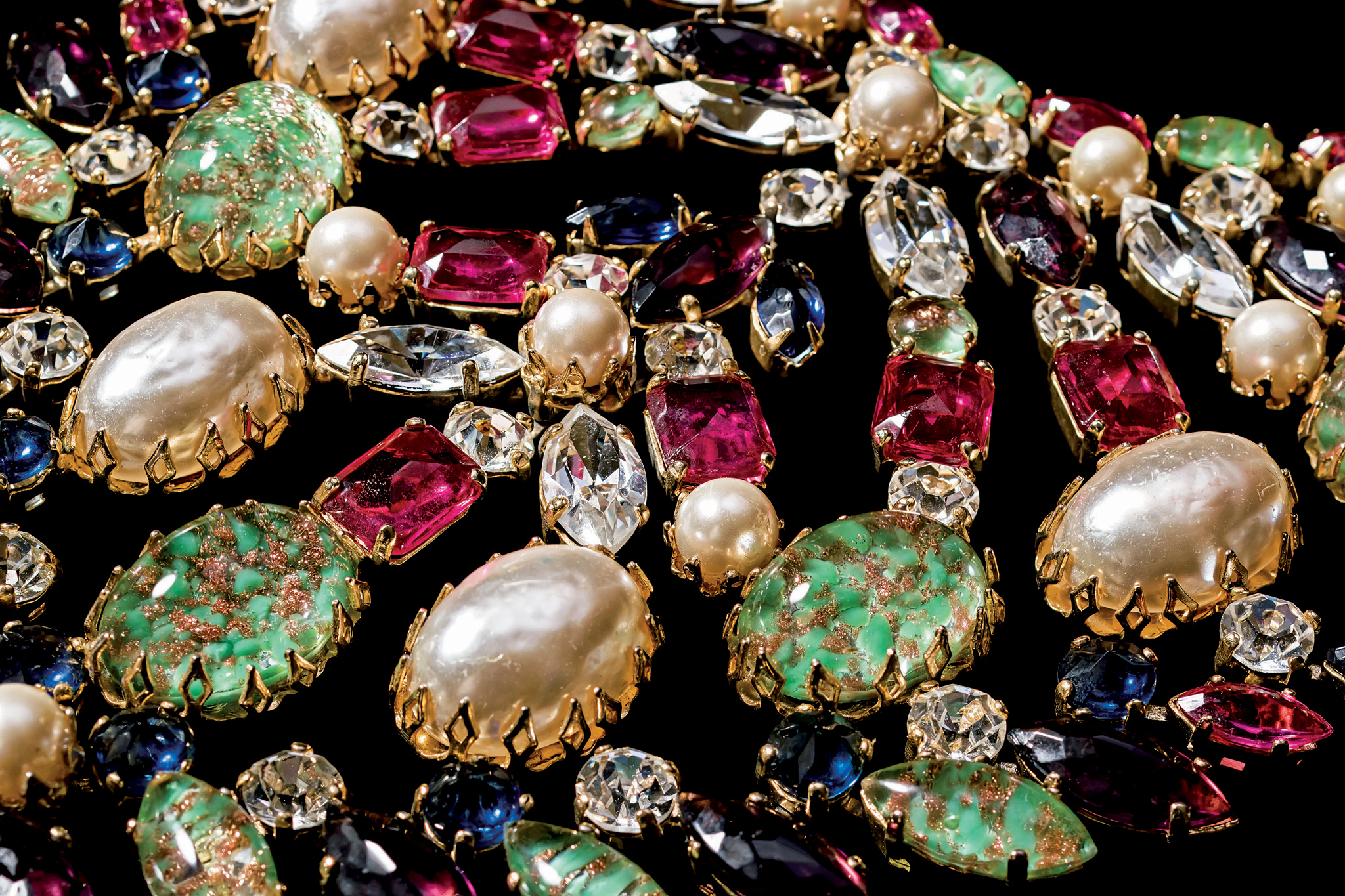 """Fashion Jewelry: The Collection of Barbara Berger"""