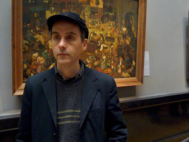 Jem Cohen, director of Museum Hours