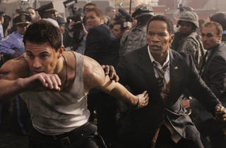 White House Down: movie review