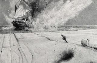(Ethan Murrow, 'The Boast of Clotilde', 2013 / Courtesy de l'artiste et de la galerie Particulière)