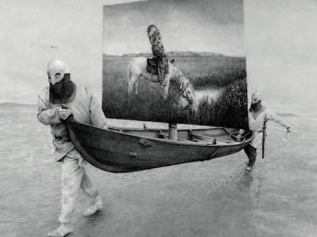 (Ethan Murrow, 'Kingdom', 2013 / Courtesy de l'artiste et de la galerie Particulière)