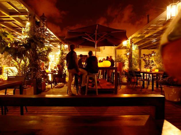 These Charming Nights: David Broc & Óscar Broc