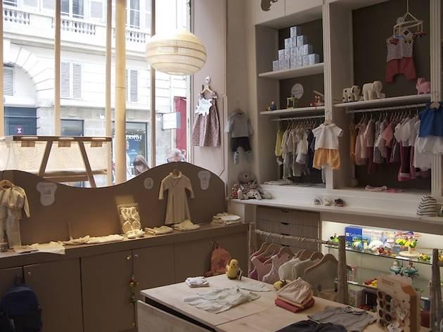 Ferm my sweet bio shopping od on paris for Lg store paris