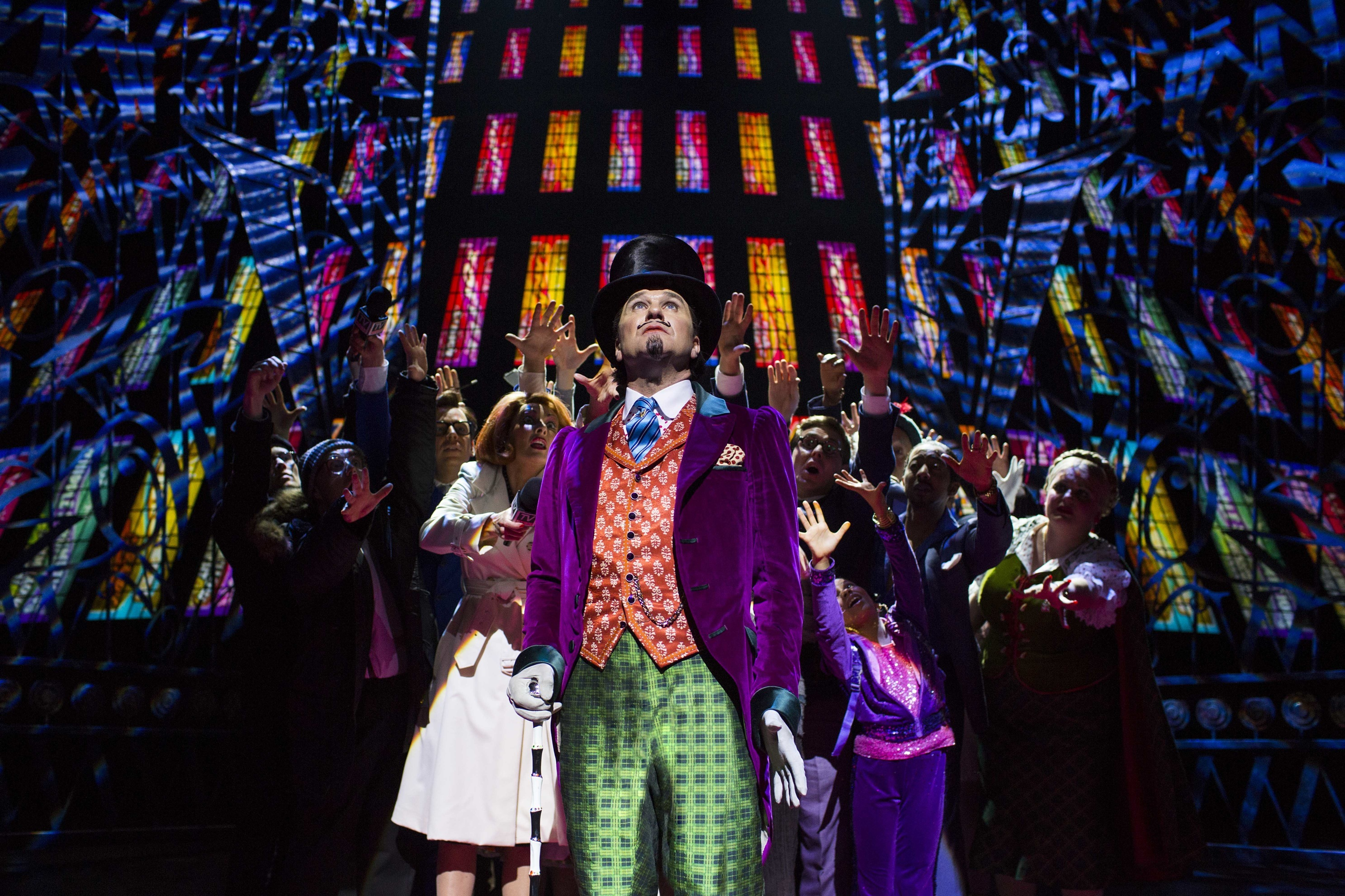 Is Charlie And The Chocolate Factory Still On In London