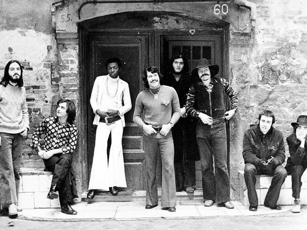 BCNmp7: El rock progressiu dels 70 a la Península